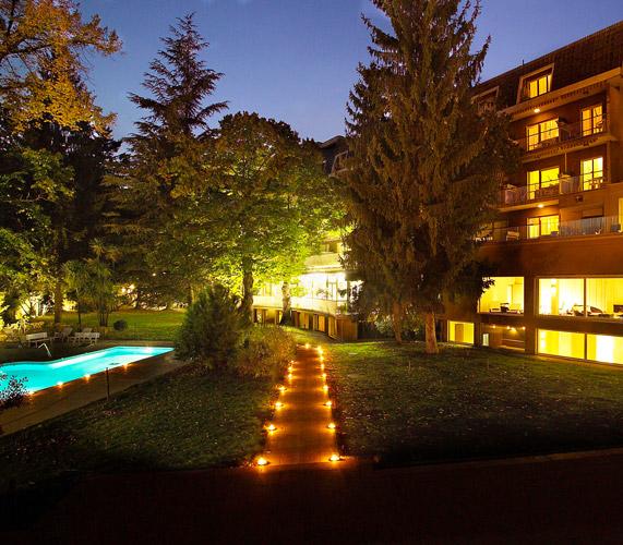 Hotel Silva Splendid a FIuggi