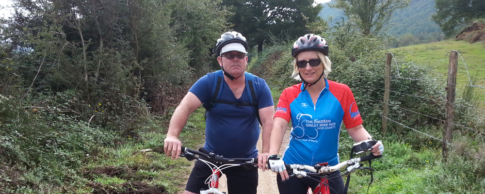 Mountain Bike in the Nature Parks of Rome