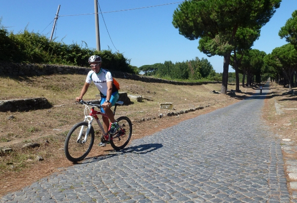 Cycling Tours Rome