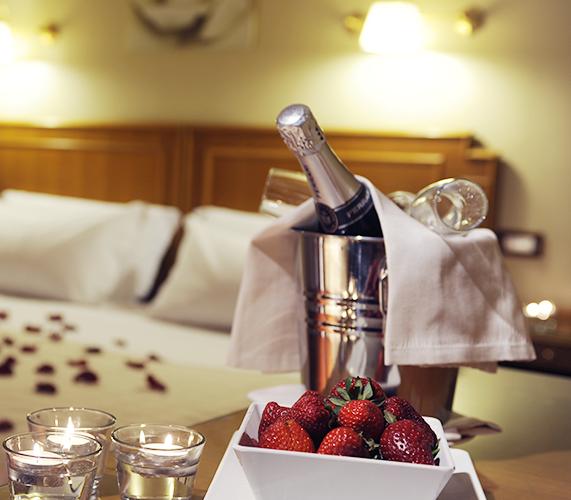 Prenotazione Camere in Hotel a Fiuggi Terme