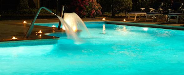 Hotel con piscina riscaldata e piscina all'aperto a Fiuggi
