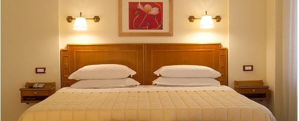 Camere Silva Hotel Splendid a Fiuggi Terme