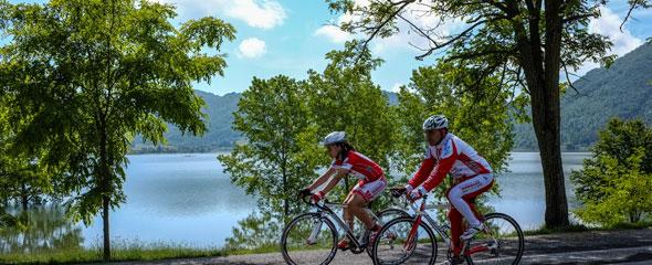 Vacanze in Bicicletta a Fiuggi Terme