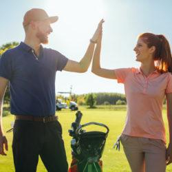 Team Building Golf