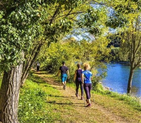 nordic walking fiuggi
