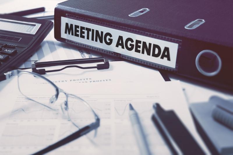 agenda meeting